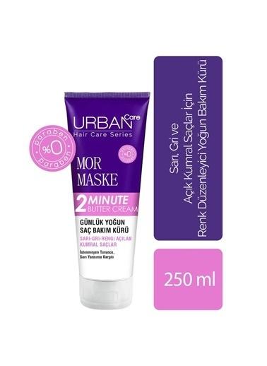 Urban Care 2 Minute Butter Cream Maske 200 Ml Renk Düzenleyici Bakım Kürü Renkli